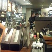 Photo taken at Starbucks by Esteban S. on 11/10/2012