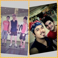 Photo taken at Robinsons Place Angeles by Kristoff L. on 2/23/2013
