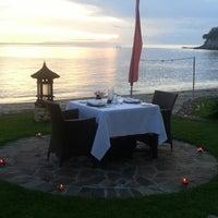 Photo taken at Sheraton Senggigi Beach Resort by André V. on 12/12/2012