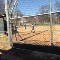 Photo taken at Guy Mason Field by Michael C. on 4/6/2014