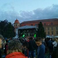 Photo taken at Zámek Holešov by Peter R. on 6/20/2015