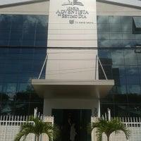 Photo taken at Igreja Adventista da Aldeota by Diego A. on 3/22/2014