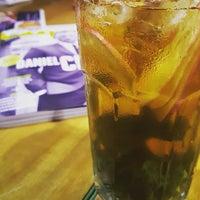 Photo taken at D'Lounge Cafe & Resto by Zaky A. on 11/13/2015