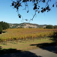 Photo taken at Chappellet Winery by Leilani on 11/14/2012