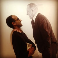 Photo taken at The Lyndon Baines Johnson Library and Museum by Parody O. on 2/16/2013