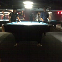 Photo taken at Barcode Pool Table by Anggini T. on 6/15/2013