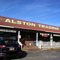Photo taken at Alston Trading Co. by Tamara A. on 12/27/2012
