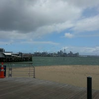 Photo taken at Devonport Ferry Terminal by Donela P. on 10/14/2012