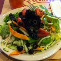 Photo taken at Sweet Tomatoes by Glenn T. on 11/3/2012