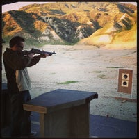 Photo taken at Angeles Shooting Ranges by Dion W. on 2/24/2013