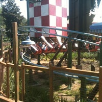 Photo taken at The Barnstormer by Jeff F. on 6/28/2012