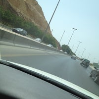 Photo taken at Qurum Darsait Bridge by Mohamed on 9/6/2012