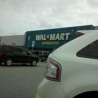 Photo taken at Walmart Supercenter by Nikki A. on 2/27/2012