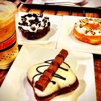 Photo taken at Krispy Kreme by Nhel M. on 9/2/2012