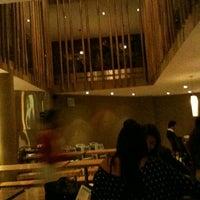 Photo taken at WOK Zona T by Yosman S. on 4/27/2012