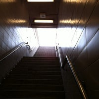 Photo taken at Finch Subway Station by Andrew B. on 4/23/2012