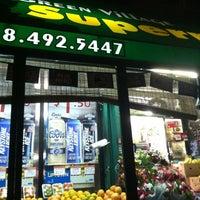 Photo taken at Green Village Supermarket by digenger on 6/16/2012