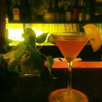 Photo taken at Oriental Sake Bar Yu-Zen by e_ting on 5/18/2012
