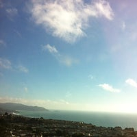 Photo taken at Pacific Coast Highway by Ѵalerie (. on 9/9/2012