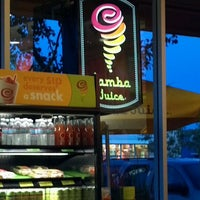 Photo taken at Jamba Juice by Isaac B. on 6/29/2012