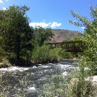 Photo taken at Golden, CO by Anu G. on 6/8/2012