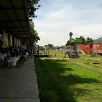 Photo taken at Museo del Ferrocarril Mexicano Del Sur by Mijailovich M. on 7/1/2012