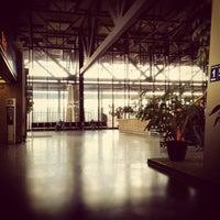 Photo taken at VIA Rail Ottawa by David R. on 5/4/2012