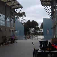 Photo taken at Visual Arts Facility (UCSD) by Andrew L. on 3/6/2012