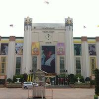 Photo taken at Supachalasai Stadium by Piak P. on 2/22/2012