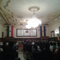 Photo taken at Presidencia Municipal by Miguel Ernesto G. on 3/23/2012