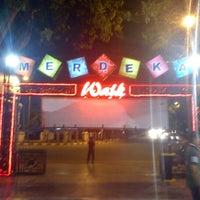 Photo taken at Merdeka Walk by Riz G. on 7/15/2012