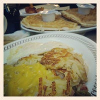 Photo taken at Waffle House by Greg W. on 4/14/2012