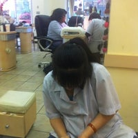 Photo taken at BK Nails by Msia on 8/4/2012