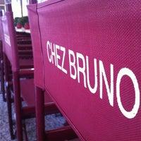 Photo taken at Chez Bruno by Pauline C. on 7/5/2012