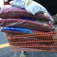 Photo taken at The Home Depot by Aishah A. on 4/8/2012