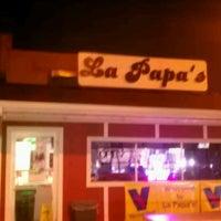 Photo taken at La Papas by Andre L. on 7/15/2012