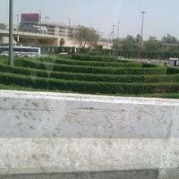 Photo taken at Sohrab Goth Bridge by Arsalan A. on 3/28/2012