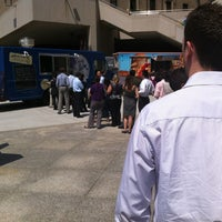 Photo taken at Caplansky's Food Truck by Mark B. on 6/20/2012