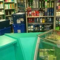 Photo taken at Supermercado Monserrat by Carlos Efraín V. on 8/19/2012