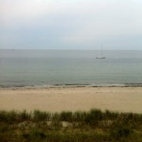 Photo taken at The Inkwell, Martha's Vineyard by Brian F. on 8/9/2012
