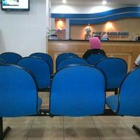 Photo taken at Bank Sumsel Babel Cabang Pangkalpinang by Siskasana H. on 3/8/2012