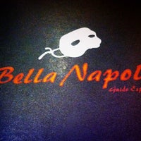 Photo taken at Bella Napoli by Mary on 8/2/2012