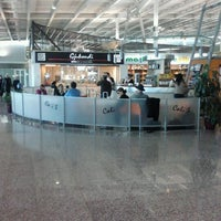 Photo taken at Tirana International Airport Nënë Tereza (TIA) by Andrea T. on 2/24/2012