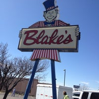Photo taken at Blake's LotaBurger by Rocky M. on 3/11/2012