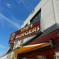 Photo taken at Joe's Burgers by E. B. S. on 8/27/2012
