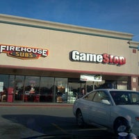 Photo taken at GameStop by Charlie D. on 2/13/2012