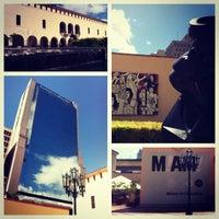 Photo taken at Pérez Art Museum Miami (PAMM) by Jared D. on 7/13/2012