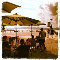 Photo taken at Pier I Cafe by Fred H. on 9/8/2012