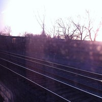 Photo taken at William F Walsh Regional Transportation Center (SYR) by Mike T. on 3/26/2012