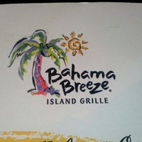 Photo taken at Bahama Breeze by Lucie A. on 7/28/2012